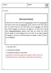 Rechtschreibung klasse 6
