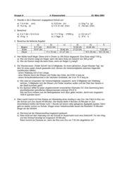 Einfache Größen - Umrechnung und Anwendung