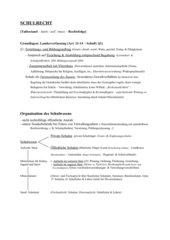 Schul- und Beamtenrecht