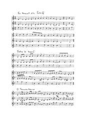Weihnachtslieder für Blockflötentrio