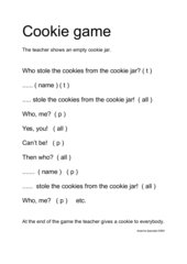 The Cookie Game