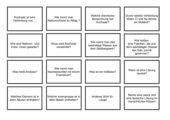 Fragekärtchen zum Thema Kochsalz