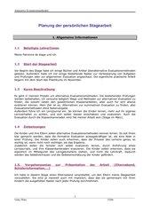 Alternative Evaluationsmethoden