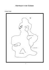 Schreibanlass: Inselgeschichte
