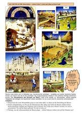 Bauernleben im Mittelalter