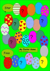 My Easter Game