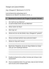 4- Bücherwurm: Anja