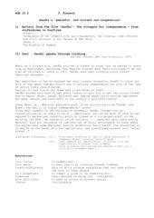 Klausur -  Filmanalyse