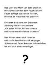 Ritter-Gedicht