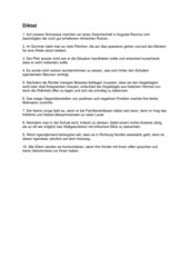 Getrennt- und Zusammenschreibung (Diktat)