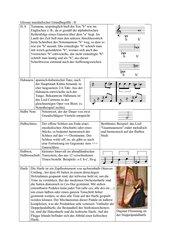 Glossar musikalischer Grundbegriffe - Buchstabe H