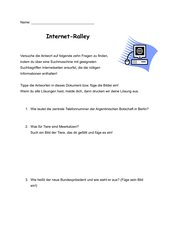 Internet-Rallye