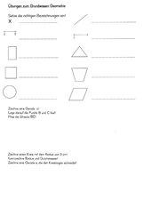 Grundwissen Geometrie