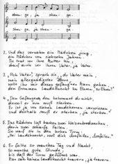 Da Hanselyn über die Haide ritt - mehrstimmiger Liedsatz