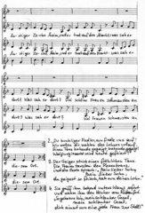 Die buckligen Fiedler - Liedsatz mit Blockflöten