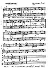 Wernigeröder Tanzbüchlein von 1786 - originale Kneipenmusik - Teil 3