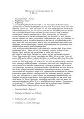 Ökumenischer Abschlussgottesdienst für die 9.Klassen