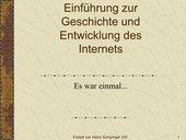 Internet Einstieg