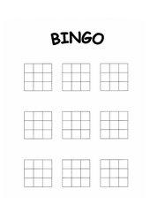 Bingo Blatt
