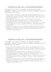 W. Borchert: Draußen v.d. Tür, Beckmann in der Elbe