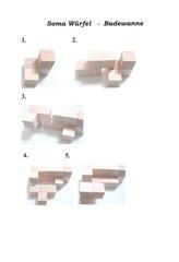 Soma Würfel Lösungen Teil 1