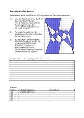 mathematische muster