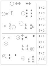 Karten für Logico piccolo