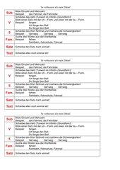 Korrekturanleitung für Diktate