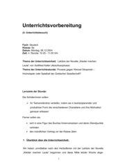 Kleider machen Leute: Prozess gegen Wenzel Strapinski