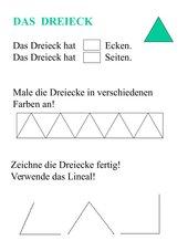 Eigenschaften des Dreiecks