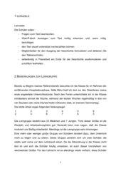 Hörverständnis - The Wreckers - Lehrbuchtext Klasse 6