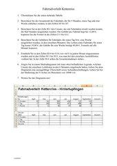 Excel-Übung