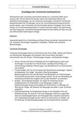 Einführung technische Kommunikation - Text