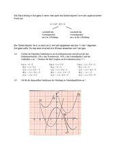 Quadratische Funktionen Teil 3