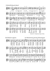 Alte deutsche Advents- und Weihnachtslieder 2