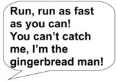 The Gingerbead Man