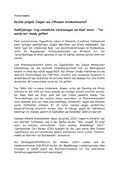 Rechtsextremismus in Sachsen