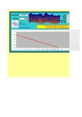 Promillerechner mit Excel
