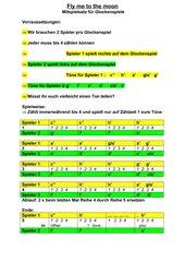 Arrangement für Glockenspiele