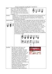 Glossar musikalischer Grundbegriffe - Buchstabe Q