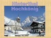 Winterstimmung - Hochkönig/Alpen