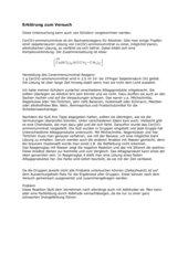 Nachweis von Alkohol mit Cer-4-Ammoniumnitrat