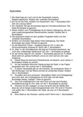 Bayernrätsel - Atlasarbeit (Einzel- oder Gruppenarbeit)