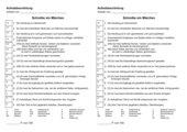 Aufsatzbeurteilung - Schreibe ein Märchen