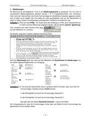 Gliederungsansicht und Inhaltsverzeichnisse in Word