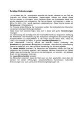 16. Jahrhundert - Luther Hintergründe