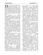 Anlage-Umwelt-Debatte / Hochbegabtenförderung (Klausur 12)