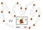 Spiel zu Feuer, Feuerwehr, Brandschutz