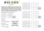Magic Numbers 2 - mit Lösungen