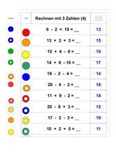 Logico Piccolo: Mathe 1 (2.Ergänzung meiner bisherigen AB`s/AB 25-31)